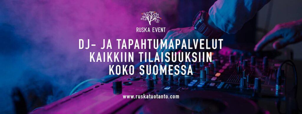 DJ häihin - Ruska Event